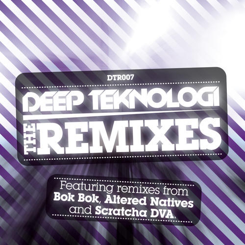 DTR007 - The Remixes - In The Deep - Zander Hardy Remix