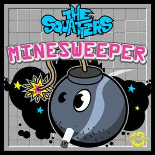 The Squatters - Minesweeper [Champion Records 2011] (Live on BBC Radio 1 by Judge Jules)