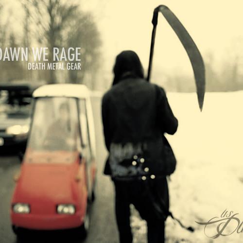 Death Metal Gear - At Dawn We Rage
