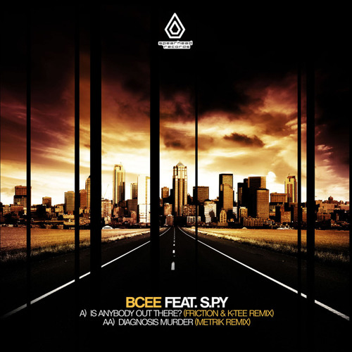 BCee & S.P.Y. - Is Anybody Out There (Friction & K-Tee Remix) - Spearhead Records