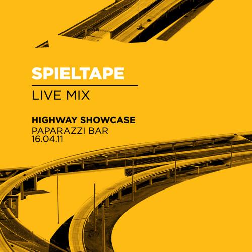 Spieltape — Highway Showcase @ Paparazzi Bar (Moscow) — 16.04.2011