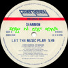 Shannon - Let The Muisc Play (Zero & Zest Remix)