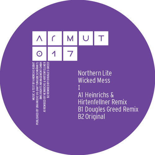 Northern Lite - Wicked Mess Douglas Greed Remix
