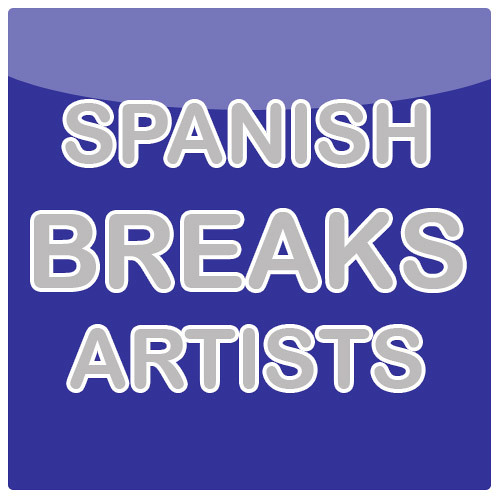 Spanish Breaks Artists