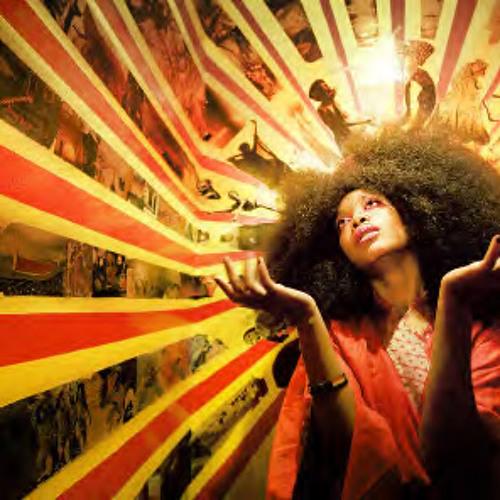 Erykah Badu - On & On (MoodMachine Deep Mix)