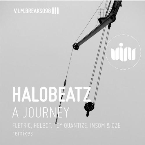 Halobeatz - A Journey (Toy Quantize remix)