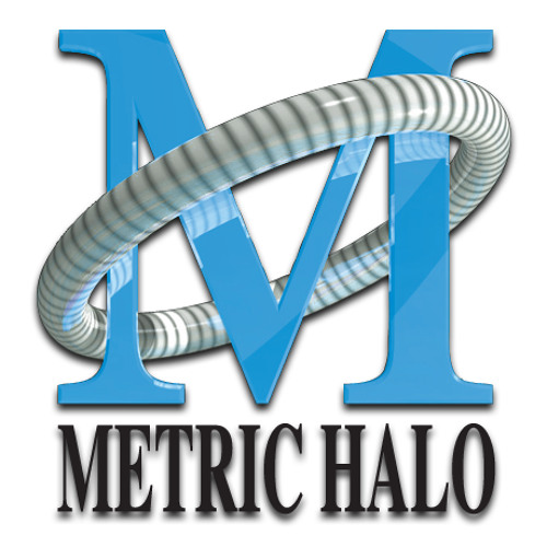 Made with Metric Halo