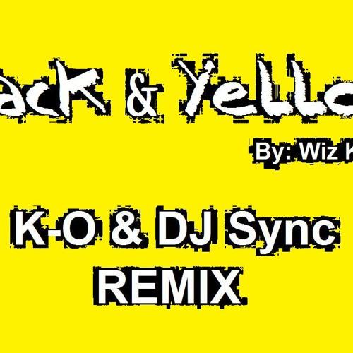 Wiz Khalifa: Black & Yellow (K-O and DJ Sync Remix)Free DL
