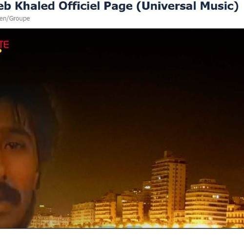 Cheb Khaled-Trig Elycée-by Cheb Khaled Official Page