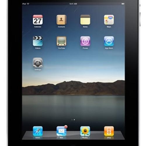 iPad music 3