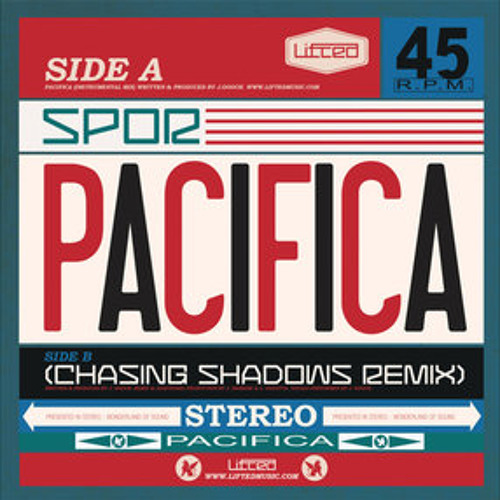 Spor - Pacifica (Chasing Shadows Rmx)