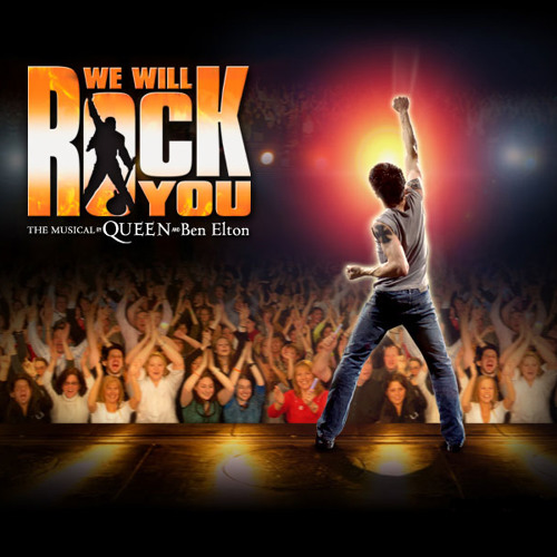 Queen - We Will Rock You (Robin K 2011 Remix)