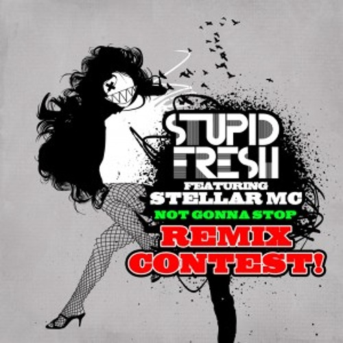 "PREVIEW:  Stupid Fresh ft. Stellar MC ""Not Gonna Stop"" (DJ Denise Remix)"