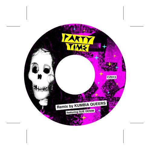 KUMBIA QUEERS vs SCREAM CLUB & ELECTROSEXUAL feat SUE DENIM - Party Time