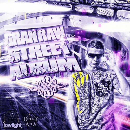 01. Gran Raw - On The Grind (feat. Real Music  Flame) (prod. by Gran Raw)
