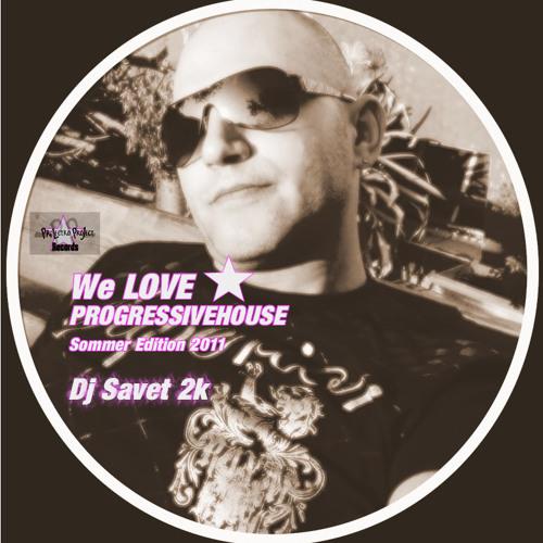 We Love *Progressivehouse* Sommer edition