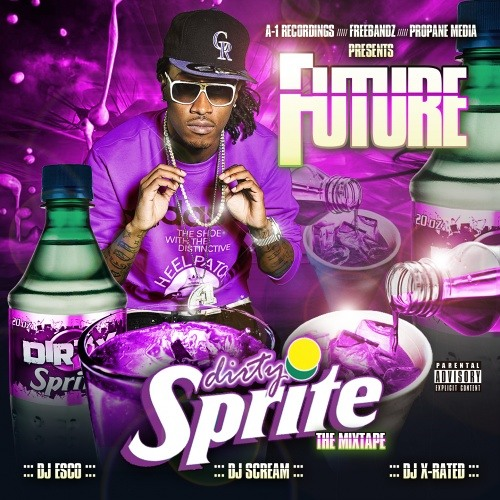 Future Dirty Sprite Album