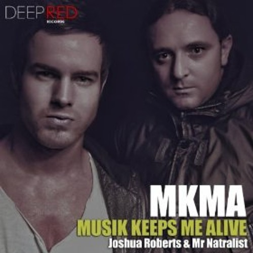 Joshua Roberts & Mr Natralist - Musik Keeps Me Alive (Chris Adante Mix) (Teaser) (Deep Red Records)