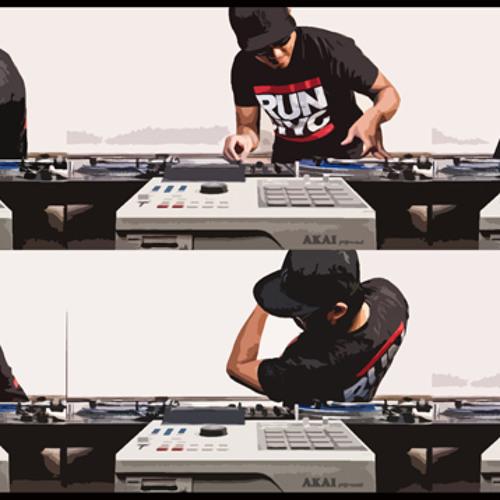 DJ CAM.ONE - 30 MIN LIVE QUICK MIX RNB APRIL 24,2011