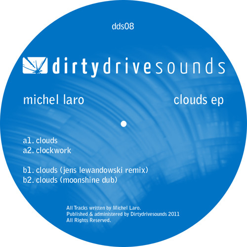 Michel Laro - Clouds (moonshine dub)