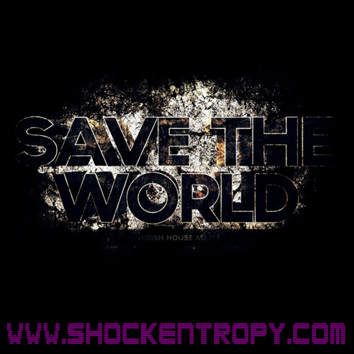 Save The World (Mike Nelson's FULL Continuous Mix) - Swedish House Mafia