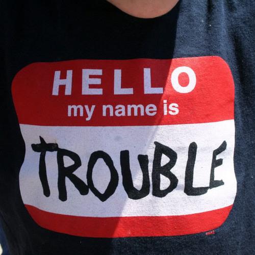 DJ JONY - TROUBLE (EZWR Remix)