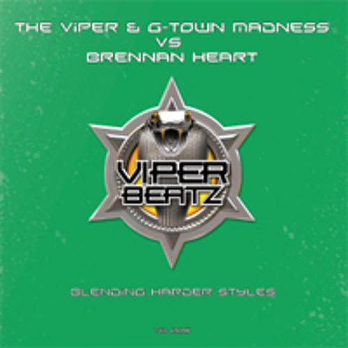G-Town Madness & The Viper -Come as one(Brennan Heart Remix)