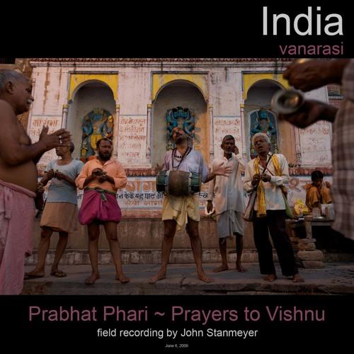 Vishnu Morning Prayers-India