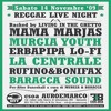 Mama Marjas Backed By Living in the Ghetto - Live @ Auro&Marco - My Sunshine (Israelites Riddim)