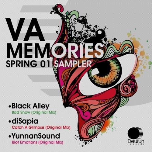 Memories: Spring 01 Sampler (Deurun Records)