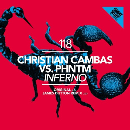 Christian Cambas vs. PHNTM - Inferno (Original Mix) [GreatStuff]