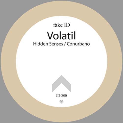 fake ID-800 Volatil - Hidden Senses / Conurbano (Promomix by TKR) RD: 26-May-2011