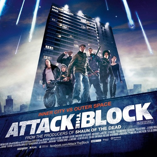 "Basement Jaxx - ""The Ends"" from ""Attack The Block"""