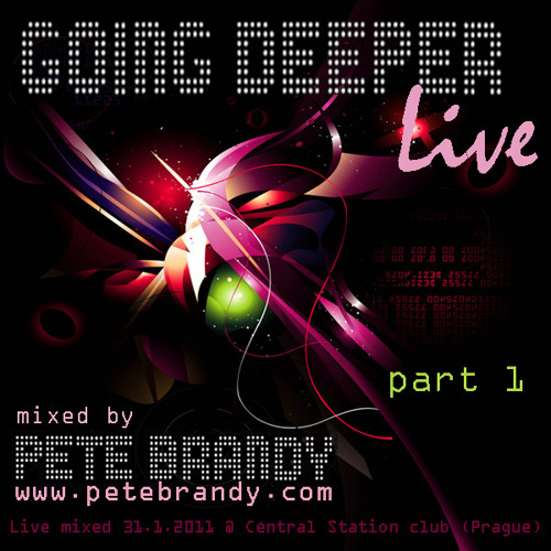 Going Deeper Live - part1
