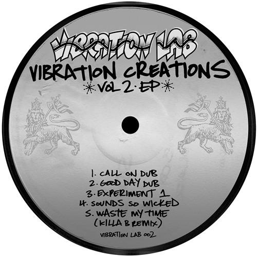 Vibration Lab - Call On Dub