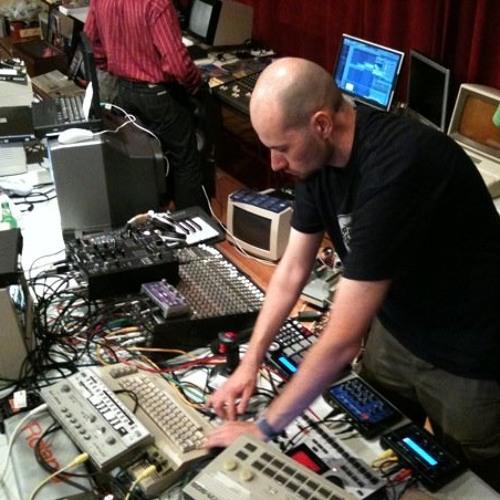 Stamba - Playing with TB303-MFB503-Elektron MD