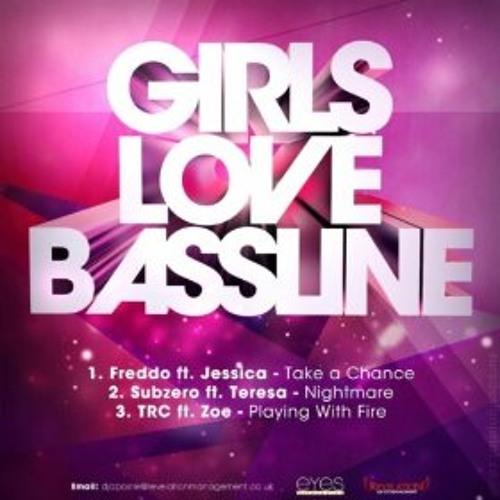 V.A - Girls Love Bassline EP