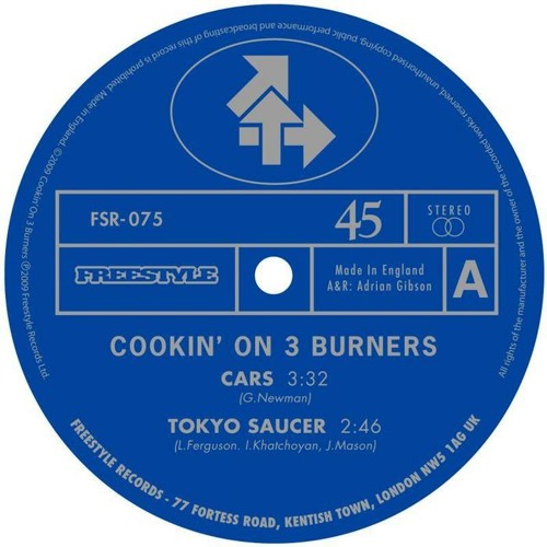 Cookin' On 3 Burners - Settle The Score [Diesler Remix]