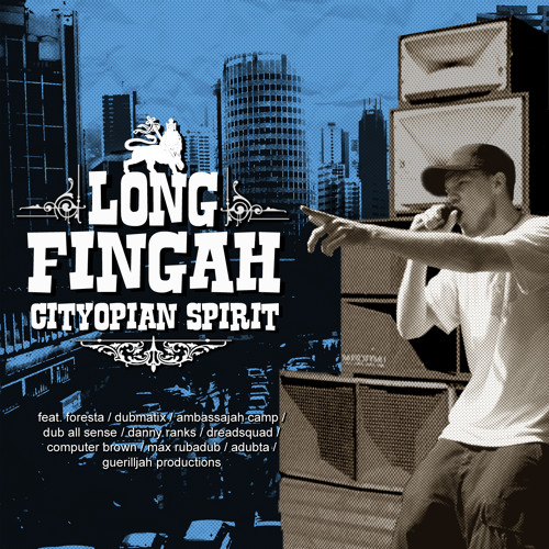 Longfingah - Spread Out (Phill Harmony Dubversion)