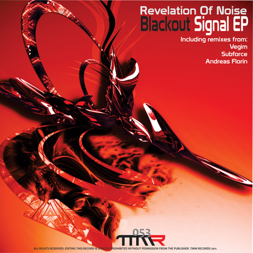REVELATION OF NOISE-Simplified (Andreas Florin Remix)