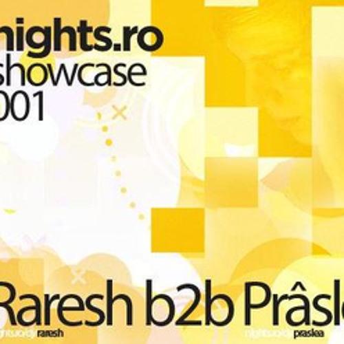 Raresh & Praslea back2back   Nights.Ro Showcase, Romania   01.26.2011