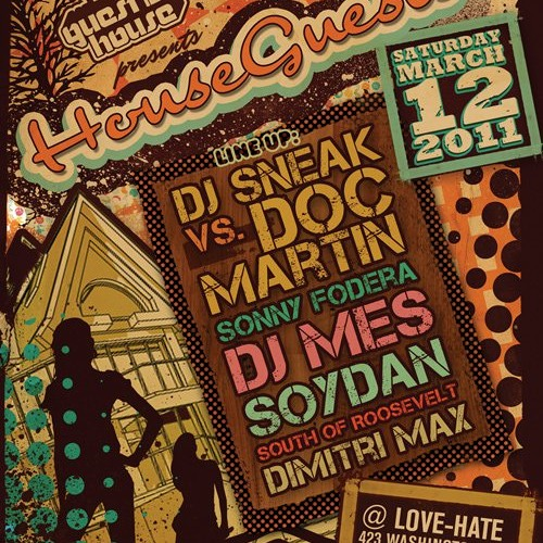 Sonny Fodera Live@Guesthouse Party WMC Miami 2011