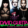David Guetta - Where Dem Girls At (ft. Flo-Rida & Nicki Minaj) Portada del disco