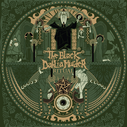 "The Black Dahlia Murder ""Moonlight Equilibrium"""