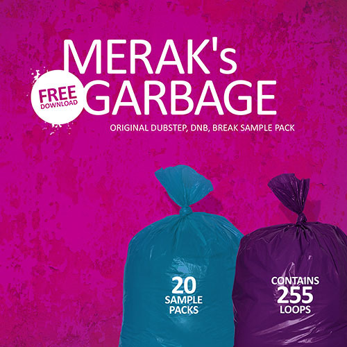 MERAK´s Garbage Sample Pack (demo preview)