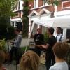 The Carnabys at Kew street party 4 royal wedding