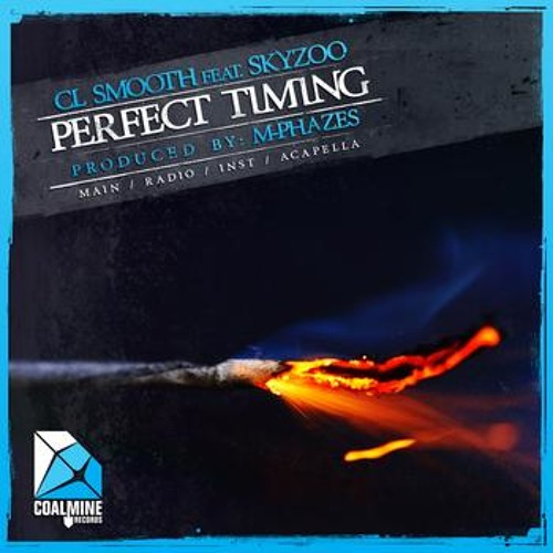 CL Smooth - Perfect Timing (Remix Instrumental)