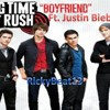 Big Time Rush Ft. Justin Bieber & Selena Gomez - Boyfriend