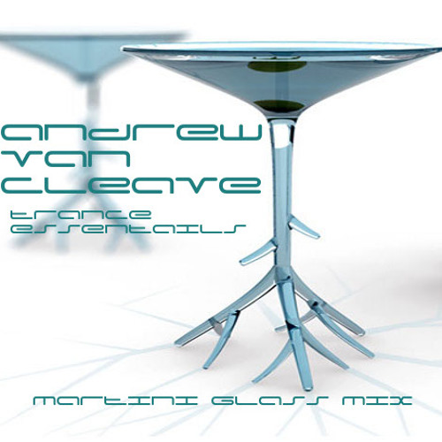 AVC Trance Essentials Vol. 1 Martini Glass Mix