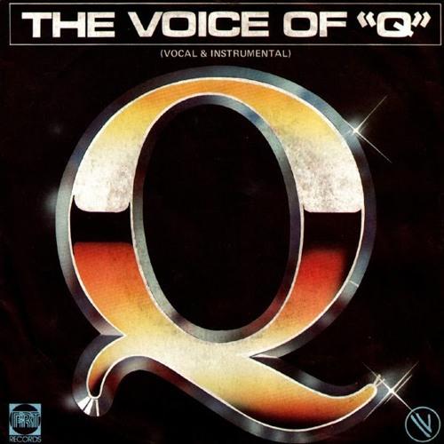 Q - The Voice Of Q (Vocal)